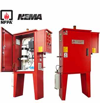 Automatic-Fuel-Filtration-System