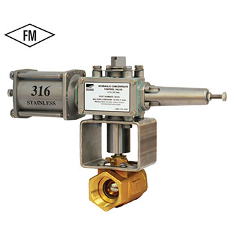 Hydraulic-Concentrate-Ball-Valve