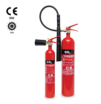 Portable-CO2-Fire-Extinguishers---CE,-Marine-Approved