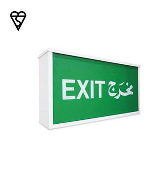 Surface-Mount-Addressable-Exit-Light
